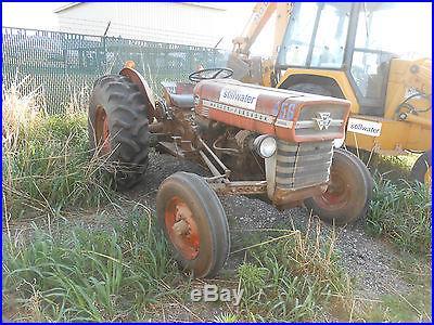 1974 Massey Ferguson 135 Utility Tractor