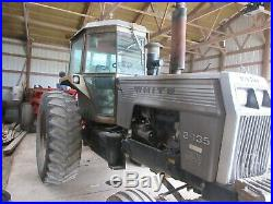 1977 White 2-135 tractor withduals, Showing 5267 hours