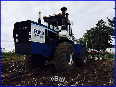 1979 FW 30 Ford / Steiger 300 HP 4WD