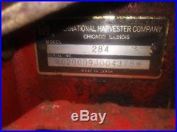 1980 International Harvester 284 Diesel 4WD