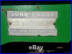 1980 John Deere 2240 Tractor, JD 245 Front Loader, 1 Rear Remote