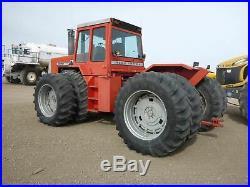 1982 Massey Ferguson 4800 4WD Tractor (Stock #2572)