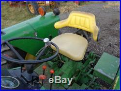 1983 John Deere 2950 Tractor, 2WD, JD 148 Front Loader, 2 Remotes, 4,908 Hours