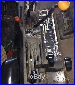 1984 John Deere 4450 Tractor 145hp 16 Speed Quad Range 2 Hydraulic Remotes