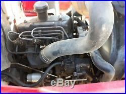 1986 Massey Ferguson 1035 MF 1016 with loader 31 hp diesel Ag tires 4x4 1045 hrs