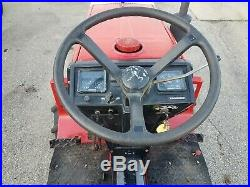 1987 Yanmar F15D 4x4 Compact Diesel Tractor NO RESERVE