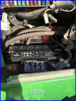 1988 John Deere 2355 with 146 loader 3.9L engine