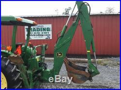 1988 John Deere 950 Compact Tractor Loader Backhoe One Owner 1500Hrs