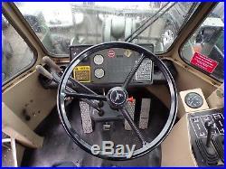 1991 John Deere 544E 10K All-Terrain Wheel Loader/Forklift with only 1,500 hours