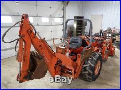 1991 Kubota B2150 Tractor, LA350 Front Loader, 4590 3pt Backhoe, R1, 1,740 Hours