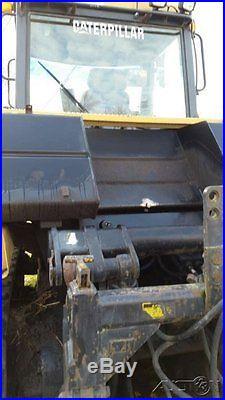 1994 Caterpillar 75C Track Tractor 3176 CAT Engine Balderson 3 Point 4 Remotes
