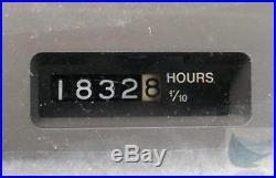 1995 John Deere 5310 Utility Tractor with Bucket & Backhoe Attachments