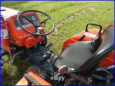 1995 Kubota L-2350 Farm Tractor 25 Horsepower 4x4 in Mississippi NO RESERVE