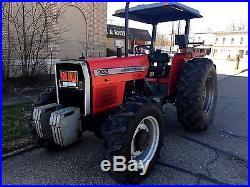 massey   Mowers & Tractors