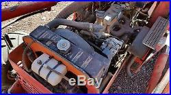 1997 Allmand Brothers/Kubota Tractor Loader Backhoe TLB225