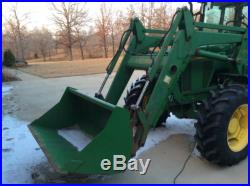 1997 John Deere Tractor 6300