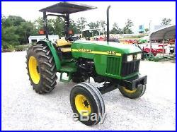 1998 John Deere 5410 -81 HP- -Delivery @ $1.85 per loaded mile