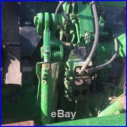 1998 John Deere 7810 Tractor 150hp JD 16 Speed & 740 Self Leveling Loader