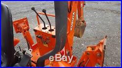 1999 Kubota B21 Tractor/Loader/Backhoe