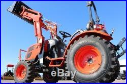 $199 mo. 2018 Kioti CK25H-TL Heavy Duty 4x4 Hystat Tractor