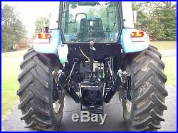 1 OWNER 2010 NEW HOLLAND TD5050 CAB+LOADER+4X4 WITH 960HOURS! MINT COND