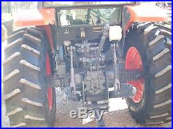 1 OWNER KUBOTA M95S CAB+LOADER+4X4 WITH 1,530HOURS- MINT CONDITION