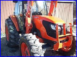 1 OWNER M9540 CAB+LOADER+ 4X4 WITH 601HOURS! HYDRAULIC SHUTTLE TRANS-MINT