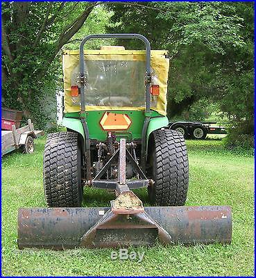 2000 John Deere 4500 Diesel Tractor 4WD 39HP