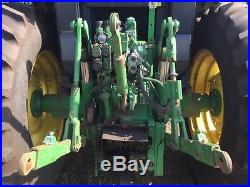 2000 John Deere 6310 MFWD Tractors
