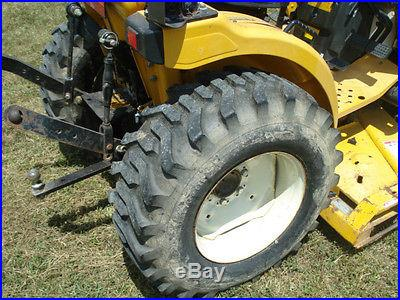 2000 cub cadet Model 7205 Diesel 4x4 with all Attachments