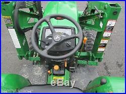 John Deere Tractor Loader X Hp Yanmar Diesel Gear Only Hrs Ygey