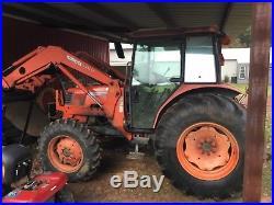 2003 Kubota Tractor Loader 4wd M9000