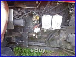 2003 Massey Ferguson 6480 Tractor RUNS MINT Perkins Dsl 145 HP 3 PT Remotes MFWD