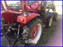2004 HOMIER'S FARM PRO 2425 4X4 JINMA