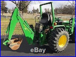 2004 John Deere 790 Tractor 4 215 4 419 Loader 7 Sub Frame