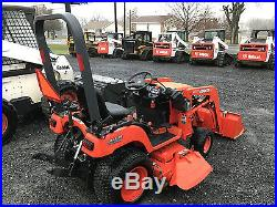 2004 Kubota BX1500 4x4 Compact Tractor with Loader & Mower