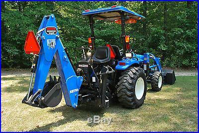 2005 Holland TC-33DA (Diesel) 4x4 Tractor