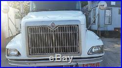 2005 INTERNATIONAL 9200I EAGLE ROAD TRACTOR