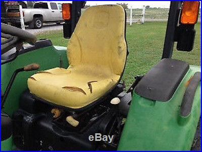 2005 John Deere 4520 Compact Utility Tractor. 4WD, Power Reverse, 400x Loader