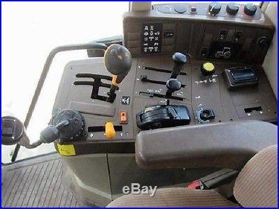 2005 John Deere 6320 MFWD Tractor