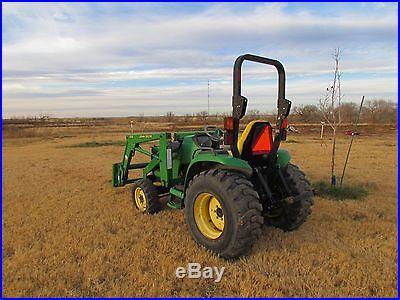 2005 John Deere JD 4310 Tractor Loader 430 4300 Skidsteer