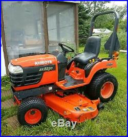 2005 Kubota Tractor 4x4 BX2230D