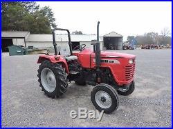 2005 Mahindra 3325 Tractor Deere Kubota 35 Horsepower Good Condition