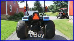2005 New Holland Tc35da 4x4 Compact Utility Tractor 35 HP Diesel Hydrostatic