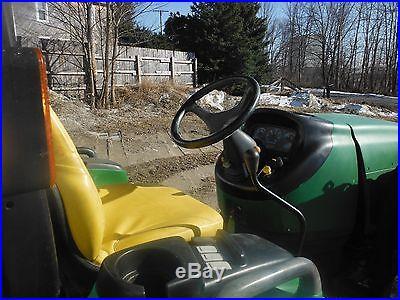 2006 JOHN DEERE 3320 TRACTOR HYDROSTAT 4X4 W/ LOADER NO RESERVE