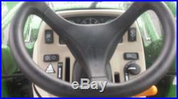 2006 JOHN DEERE 4520 TRACTOR 4x4, CAB AC & HEAT, 400CX LOADER 1016 HRS EX COND