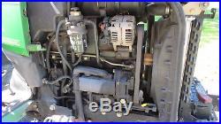 2006 John Deere 4520 4x4 Compact Utility Tractor 53hp Diesel Power Reverser