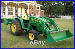 2006 John Deere 4520 Tractor