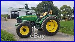 2006 John Deere 5325 Farm, AG, Tractor Farm Machinery Diesel 67HP 4x4 PoweReverser
