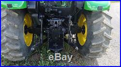 2006 John Deere 5525 Farm Ag Utility Tractor Diesel Engine 4x4 Machinery 90 HP